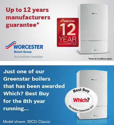 Worcester installer Leeds